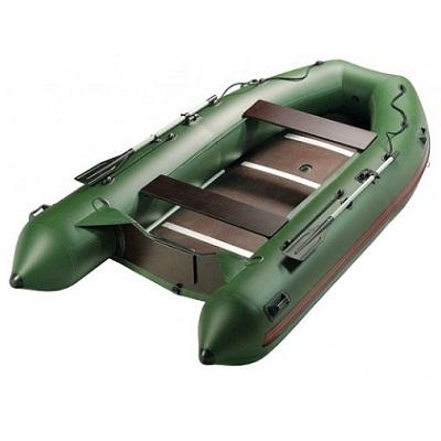 Надувная ПВХ лодка Ривьера 3600 СК